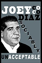 Joey Diaz: Sociably Unacceptable (2016) 720p