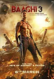 Baaghi 3 (2020) HDRip Hindi Full Movie Watch Online Free