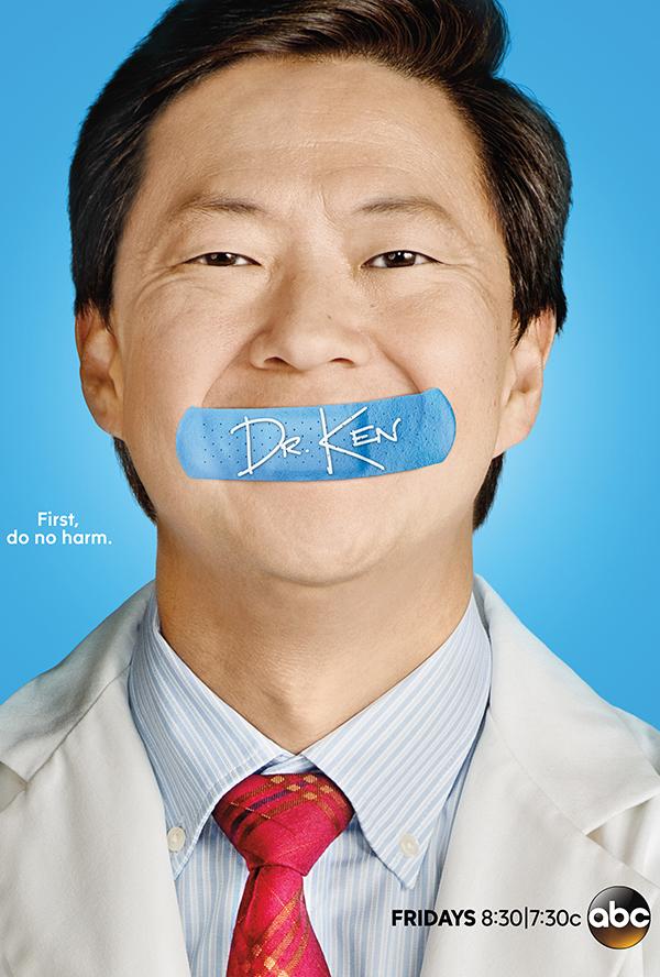 Ken Jeong in Dr. Ken (2015)