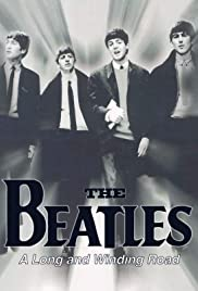 The Beatles: A Long and Winding Road Poster