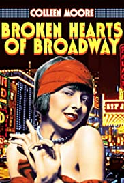 Broken Hearts of Broadway Poster