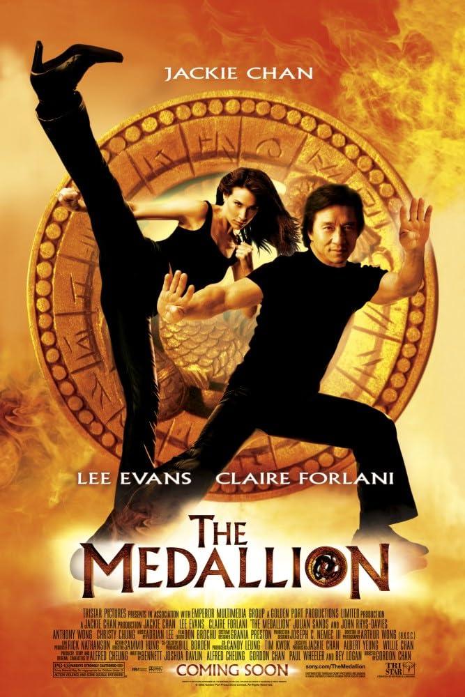 The Medallion (2003) Hindi Dubbed