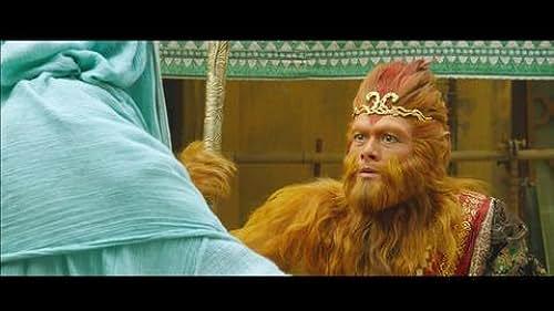 Trailer for The Monkey King 2