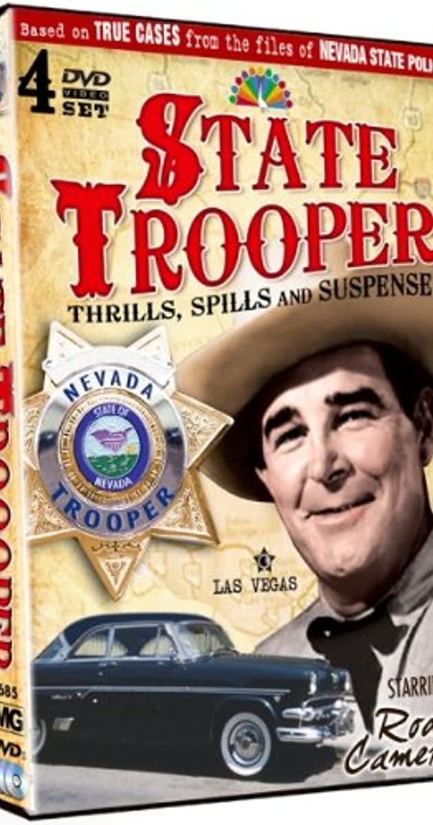 State Trooper (TV Series 1956– ) - IMDb