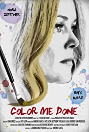 Color Me Done Poster