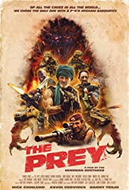 The Prey: Legend of the Karnoctus Poster