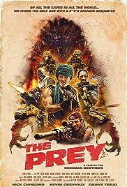 THE PREY: Legend of Karnoctus Poster