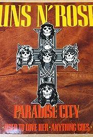 Guns N' Roses: Paradise City Poster