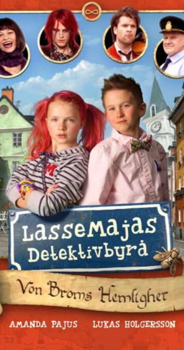 Subtitle of LasseMajas detektivbyrå - Von Broms hemlighet