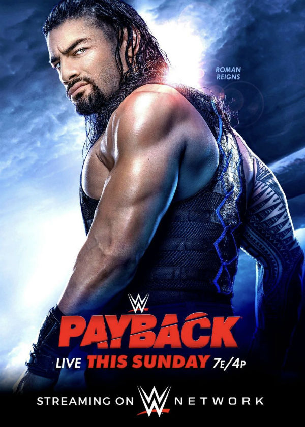 Watch WWE Payback 2020 HDTVRIp PPV 720p Esubs DL