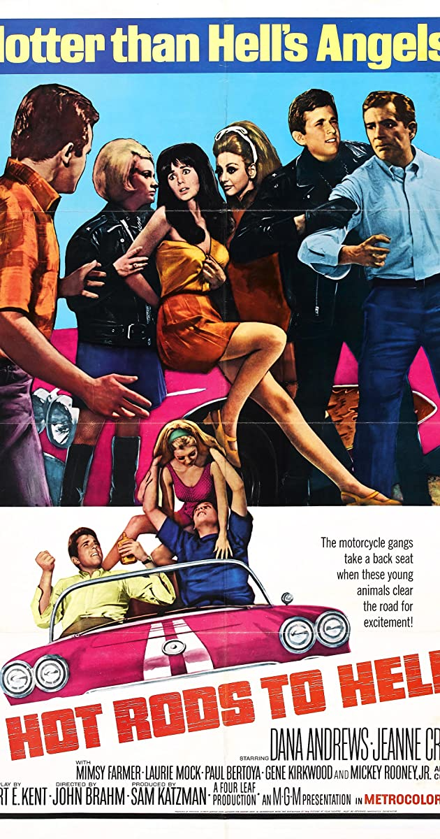 Hot Rods to Hell (1967) - IMDb