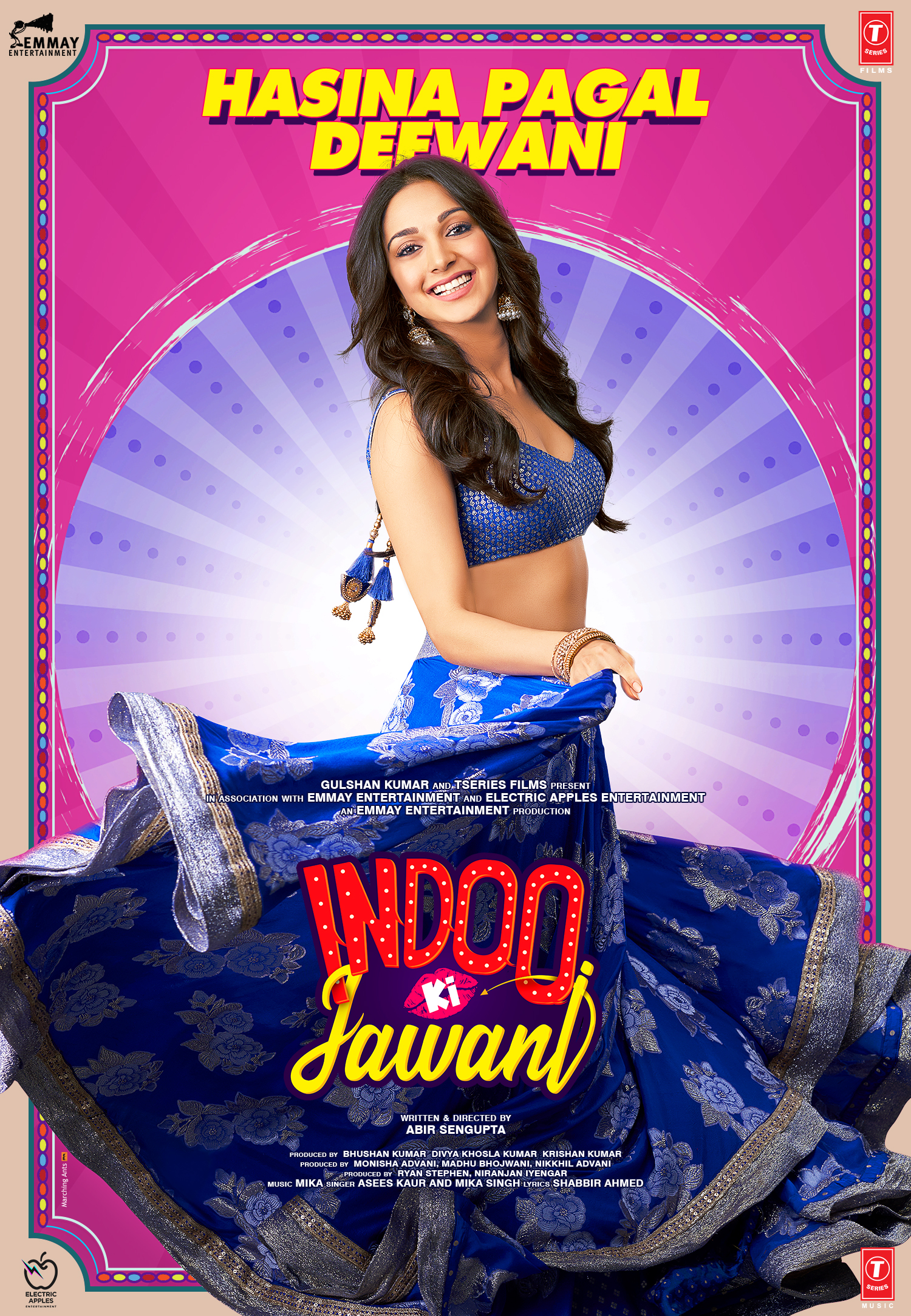 Indoo Ki Jawani 2021 Hindi Full Movie ORG 720p WEBRip 800MB Download
