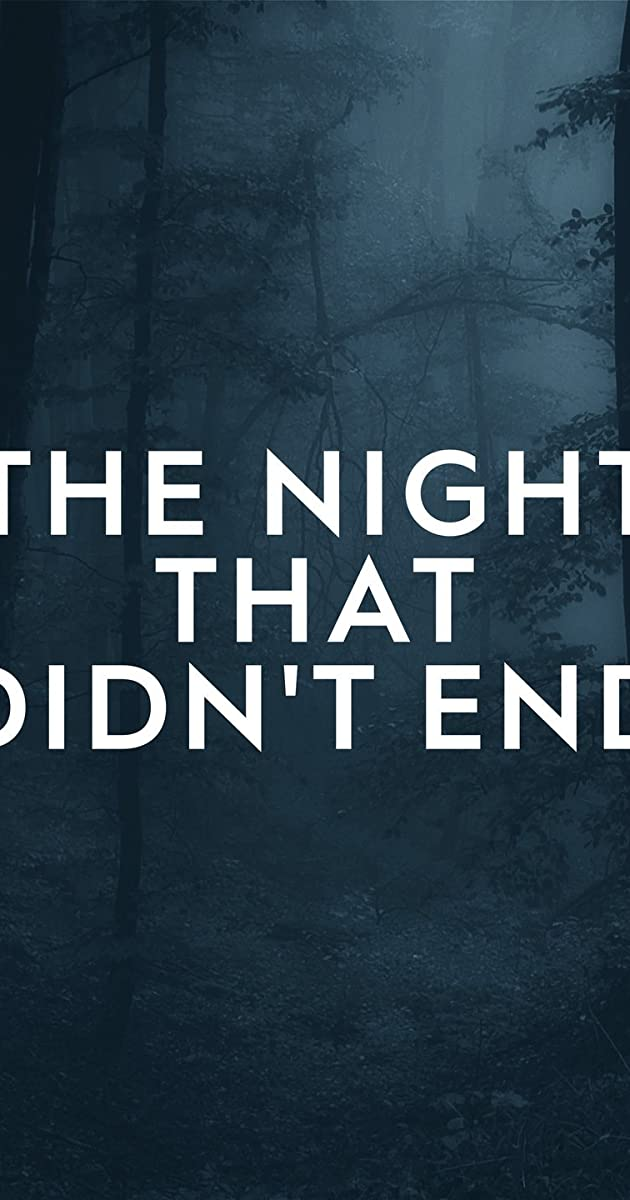 descarga gratis la Temporada 2 de The Night That Didn't End o transmite Capitulo episodios completos en HD 720p 1080p con torrent