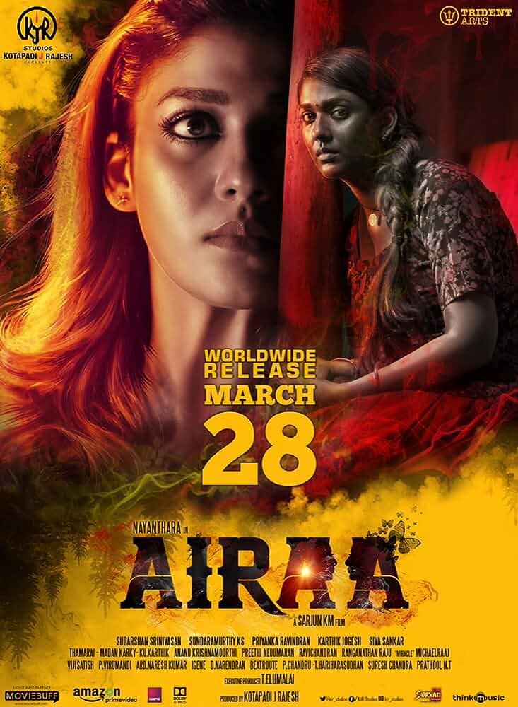 Airaa (2019) in Hindi
