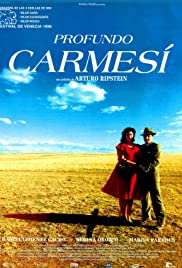 Profundo carmesí (1996) Poster - Movie Forum, Cast, Reviews
