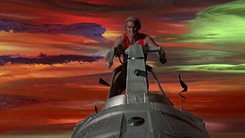 Sam J. Jones in Flash Gordon (1980)
