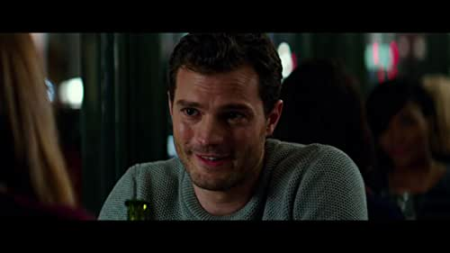 Christian And Ana Renegotiate Relationship