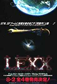 Lexx: The Dark Zone Stories Poster