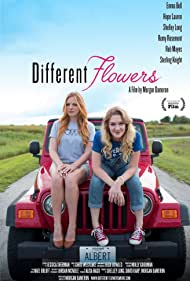 Emma Bell and Hope Lauren in Different Flowers (2017)
