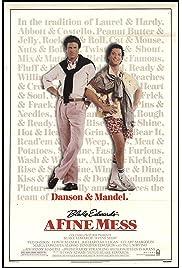 A Fine Mess (1986) film en francais gratuit