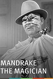 Mandrake, the Magician Poster