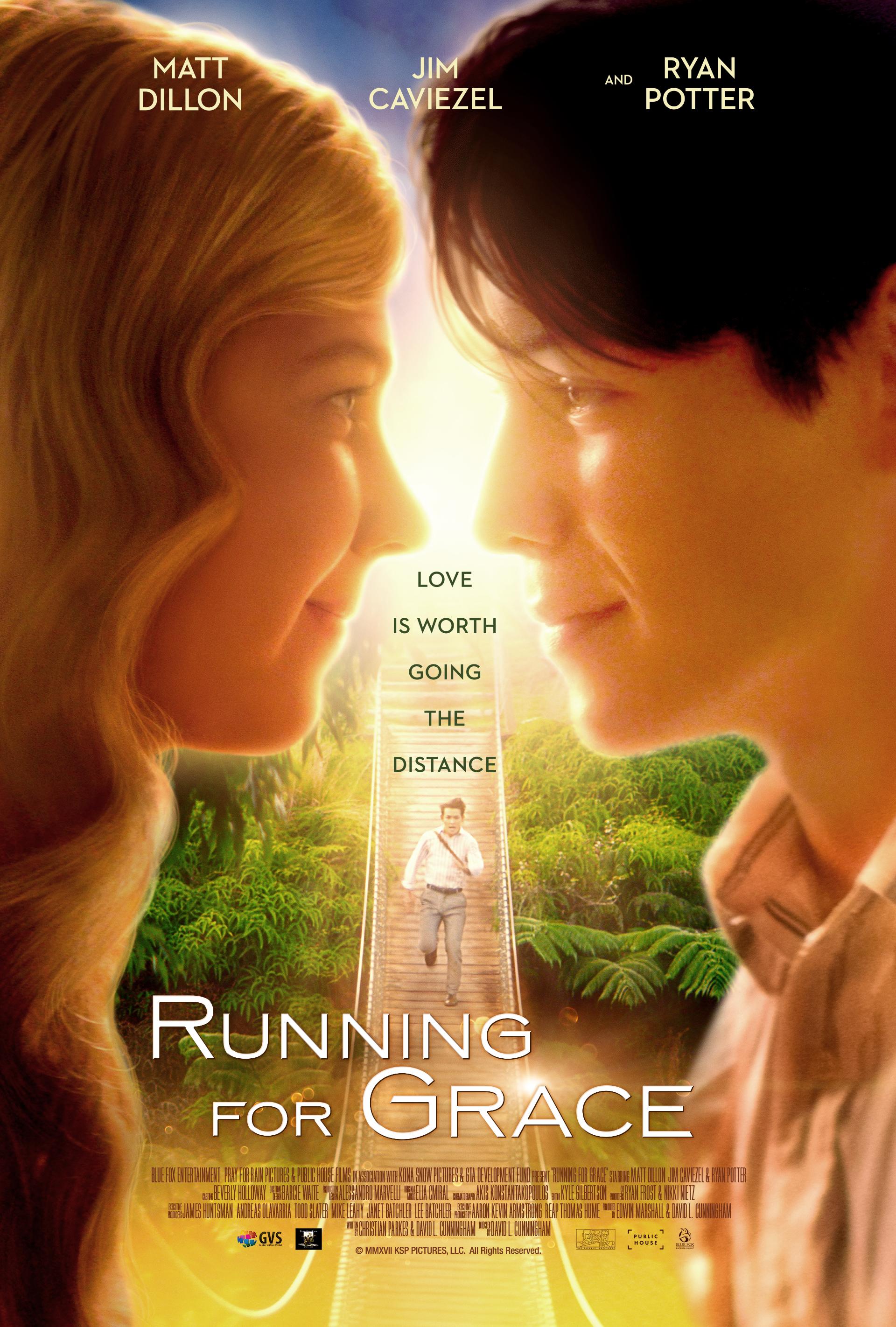 Senin İçin Grace – Running for Grace izle (2018)