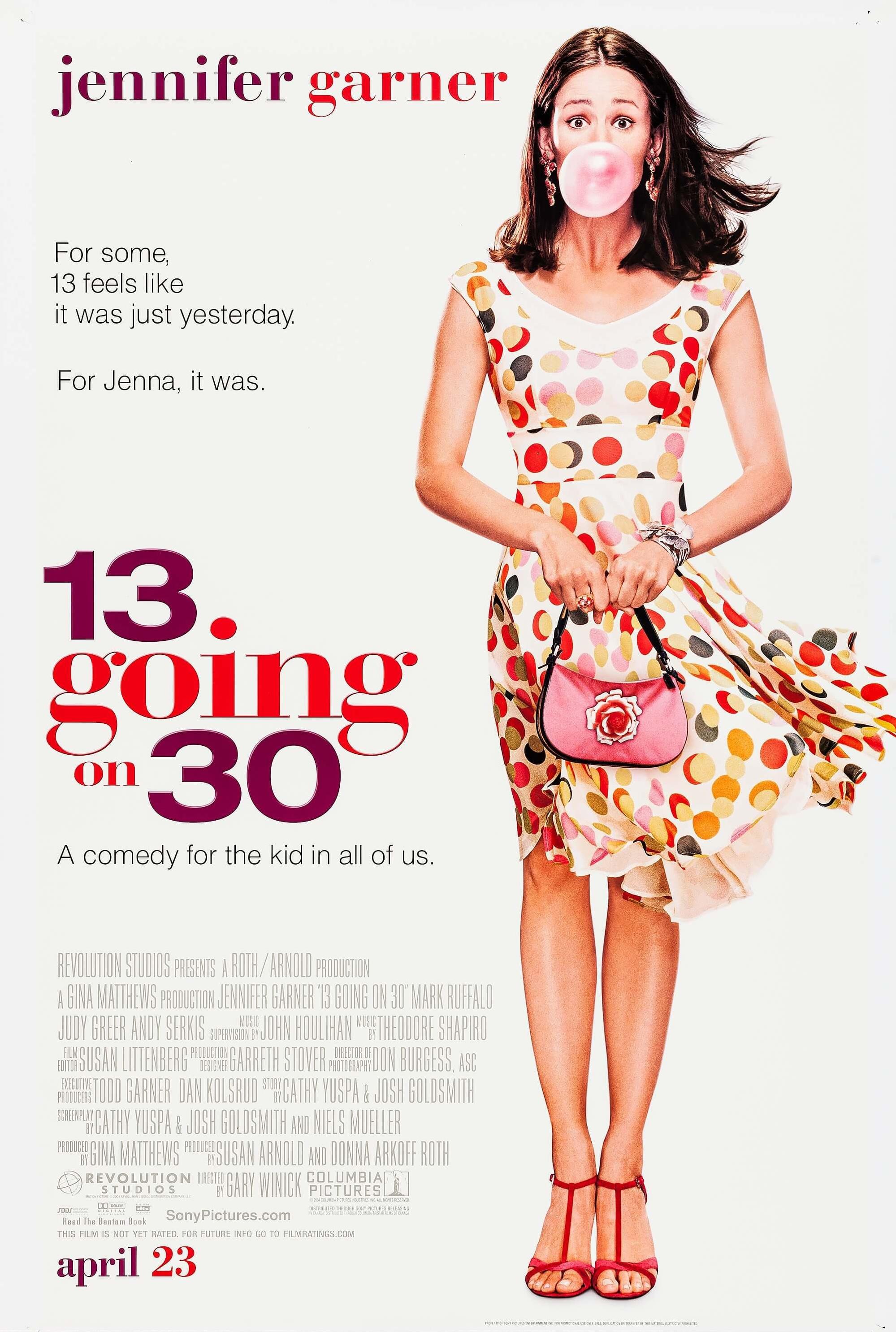 13 Going on 30 (2004) - Photo Gallery - IMDb