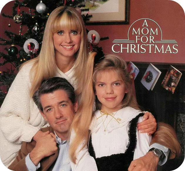 A Mom For Christmas.A Mom For Christmas 1990