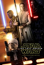 Star Wars: The Toys Awaken Poster