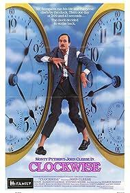 John Cleese in Clockwise (1986)