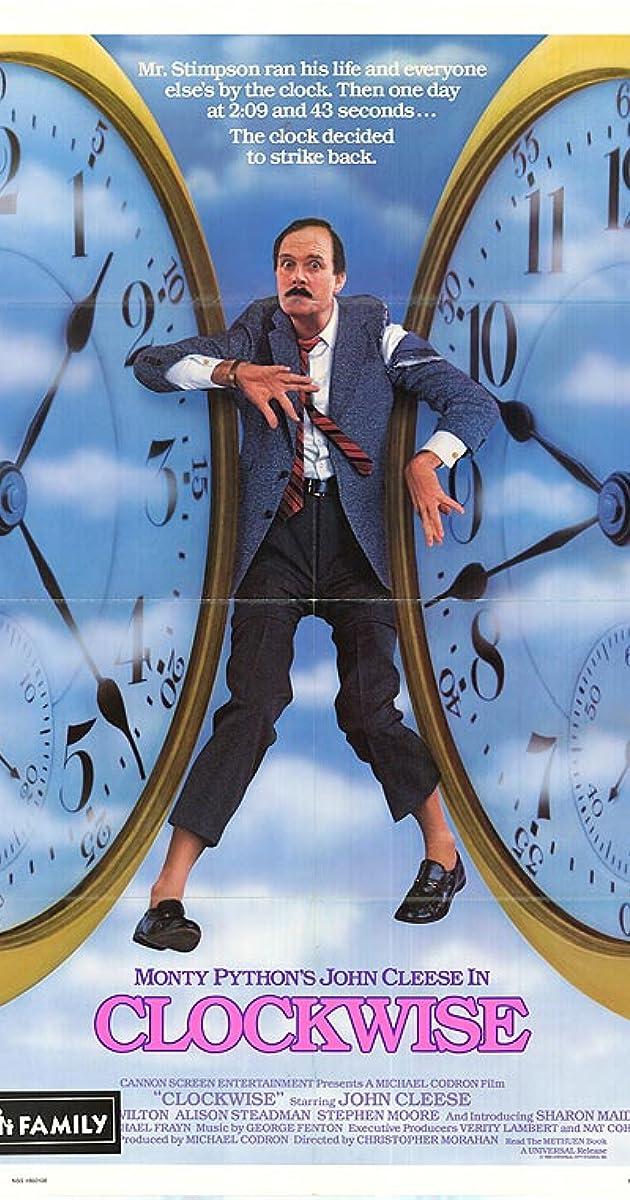 Clockwise (1986) - IMDb