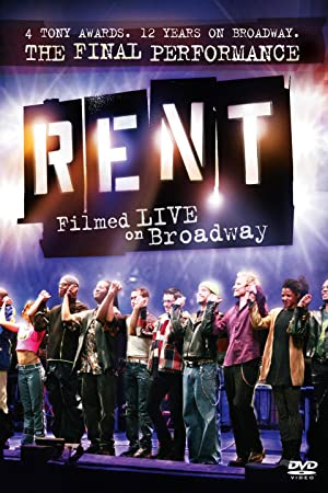 Where to stream Rent: Filmed Live on Broadway