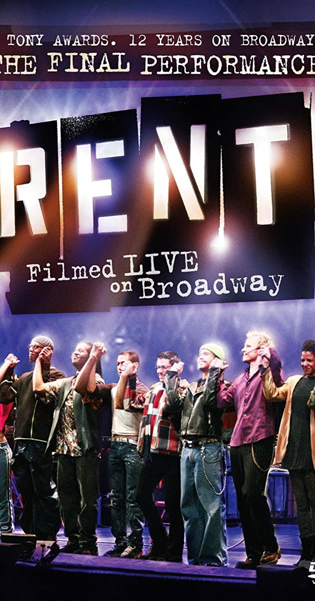 Rent: Filmed Live on Broadway (TV Movie 2008) - IMDb