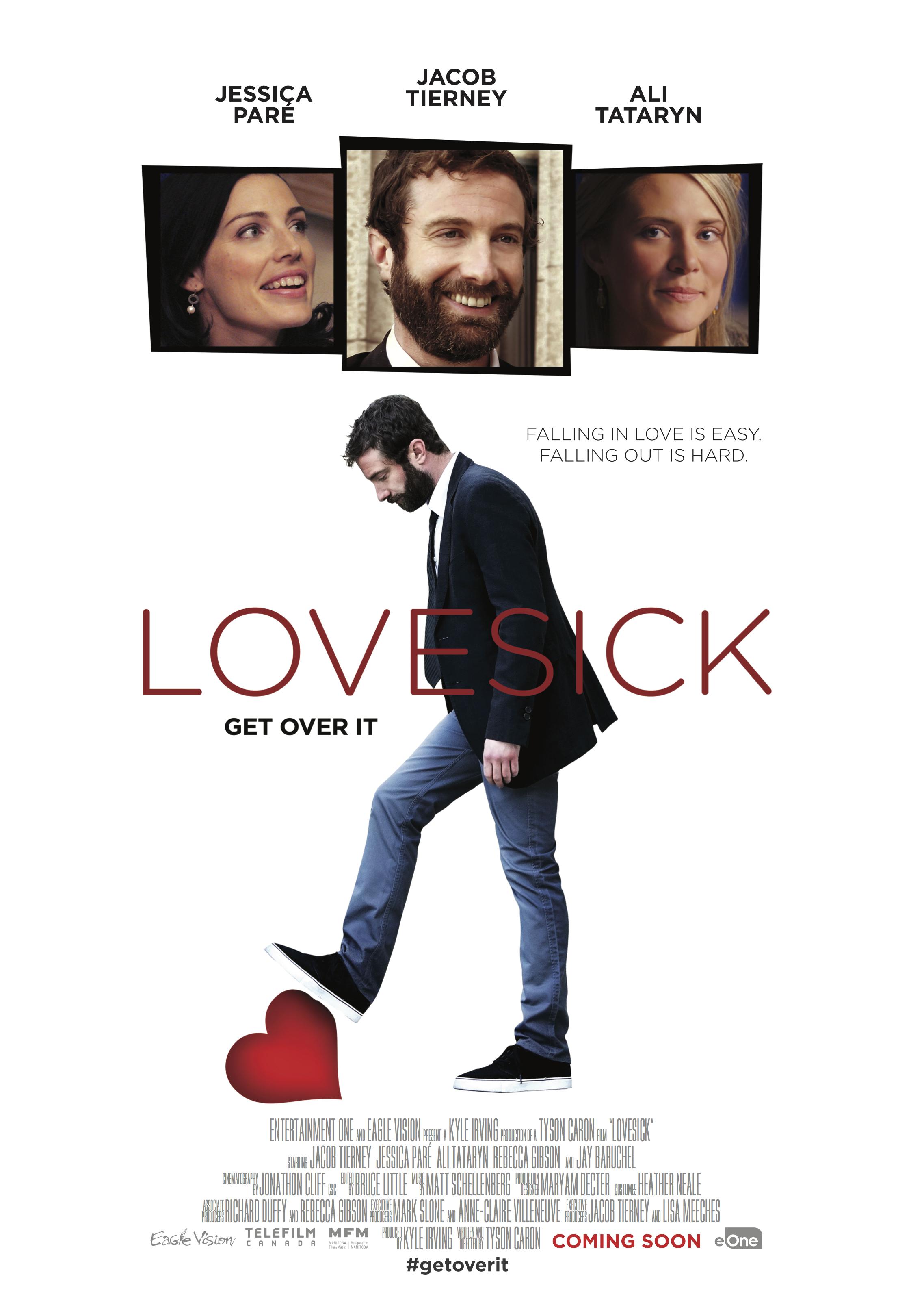 lovesick 2014 movie review