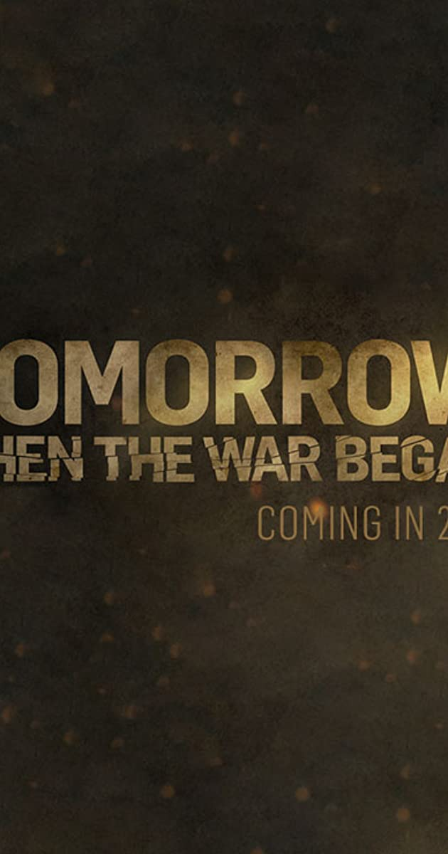 Tomorrow When The War Began Book Series