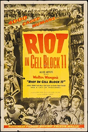 Where to stream Riot in Cell Block 11