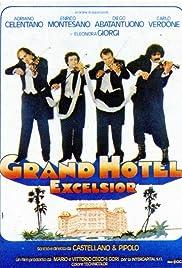 Grand Hotel Excelsior Poster