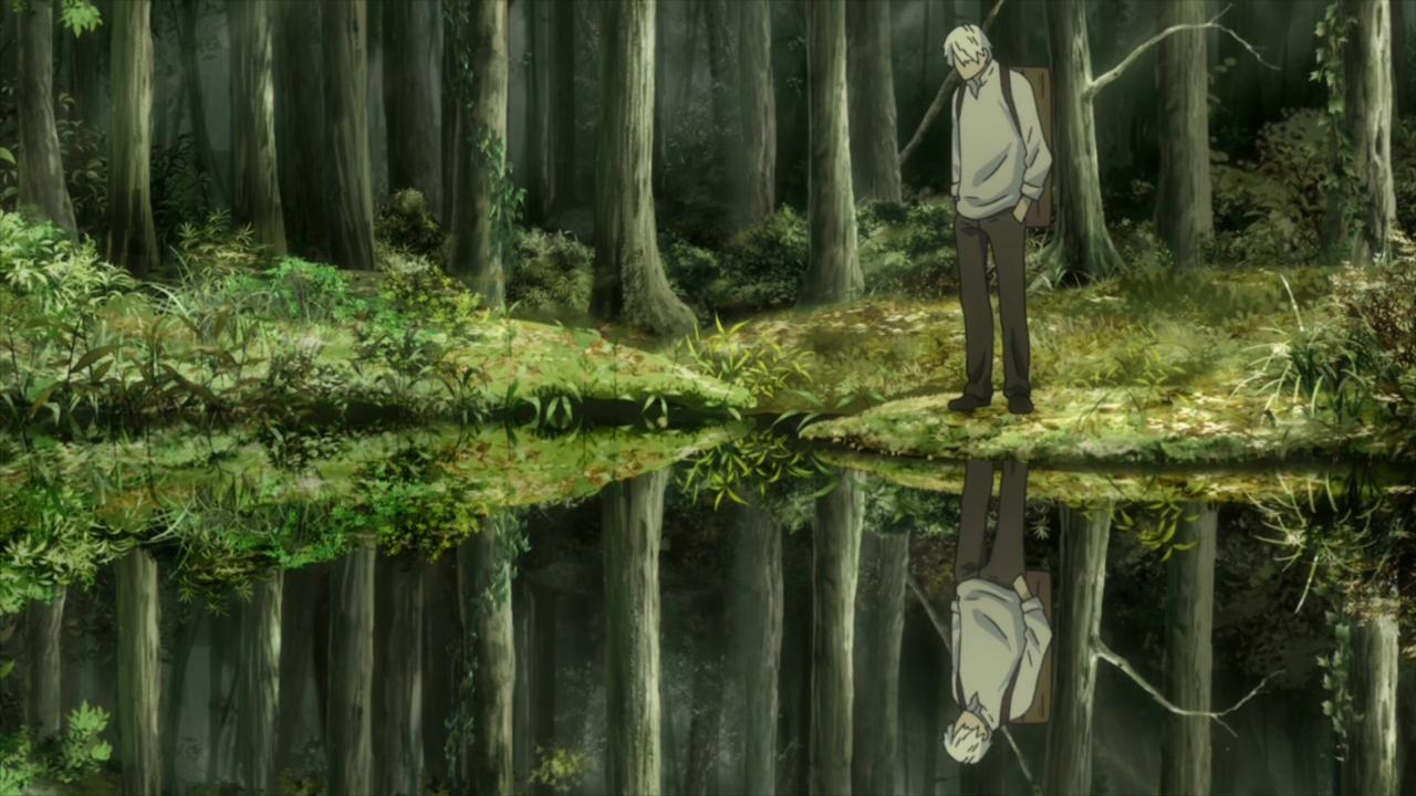 Image result for mushishi