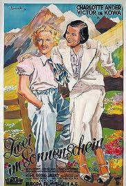 Zwei im Sonnenschein Poster
