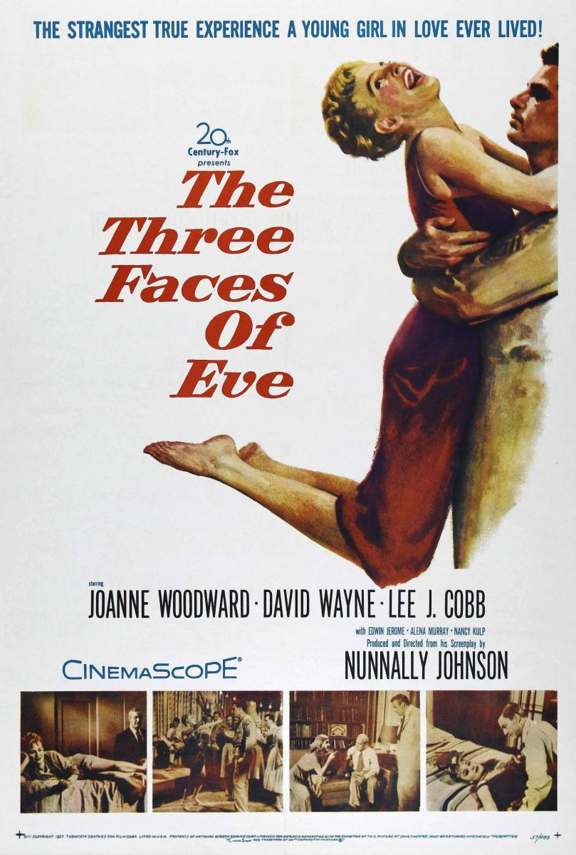 The Three Faces of Eve (1957) - IMDb