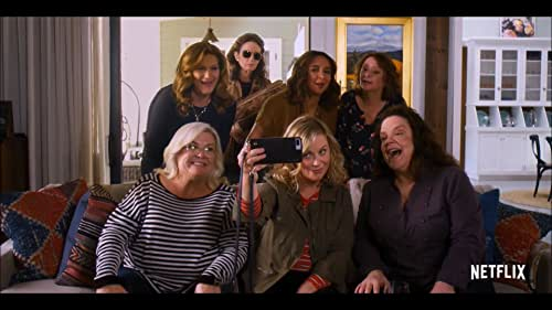 When a group of long-time girlfriends goes to Napa for the weekend to celebrate their friend's 50th birthday, tensions from the past boil over.