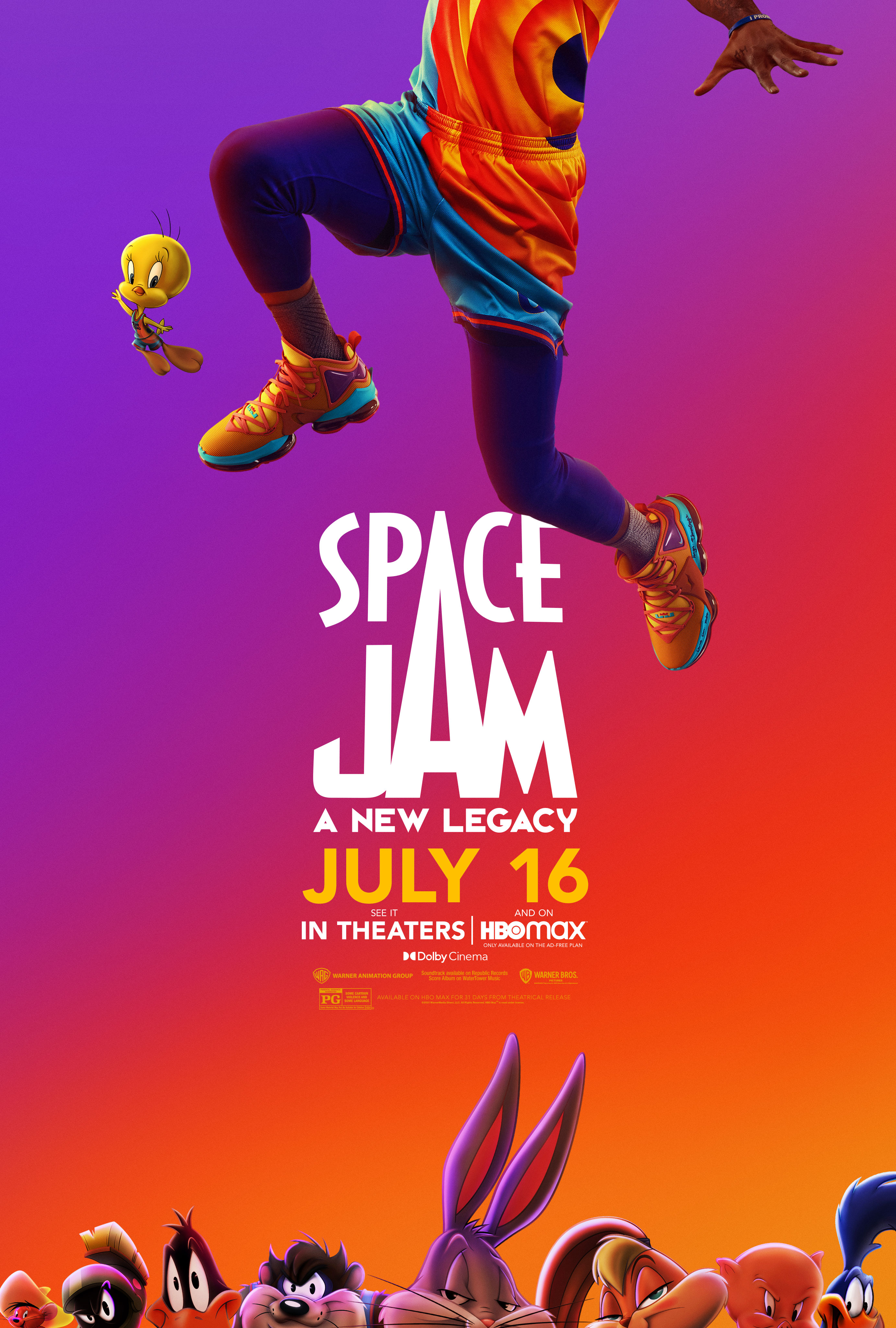 Space Jam: A New Legacy hd on soap2day