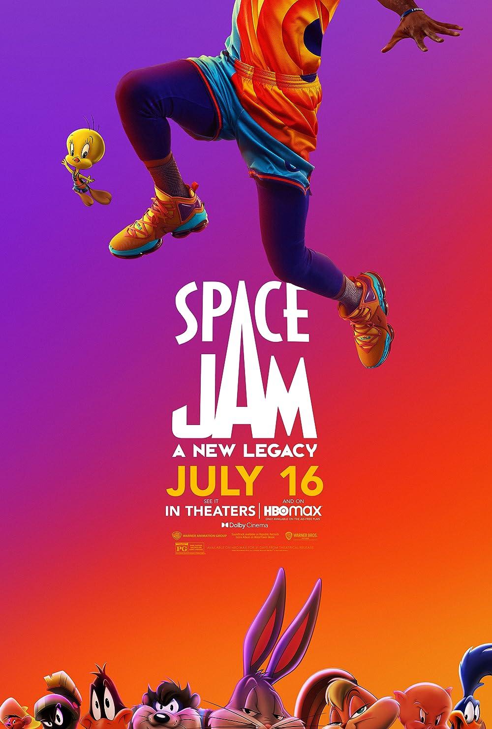 Space Jam: A New Legacy (2021) - IMDb