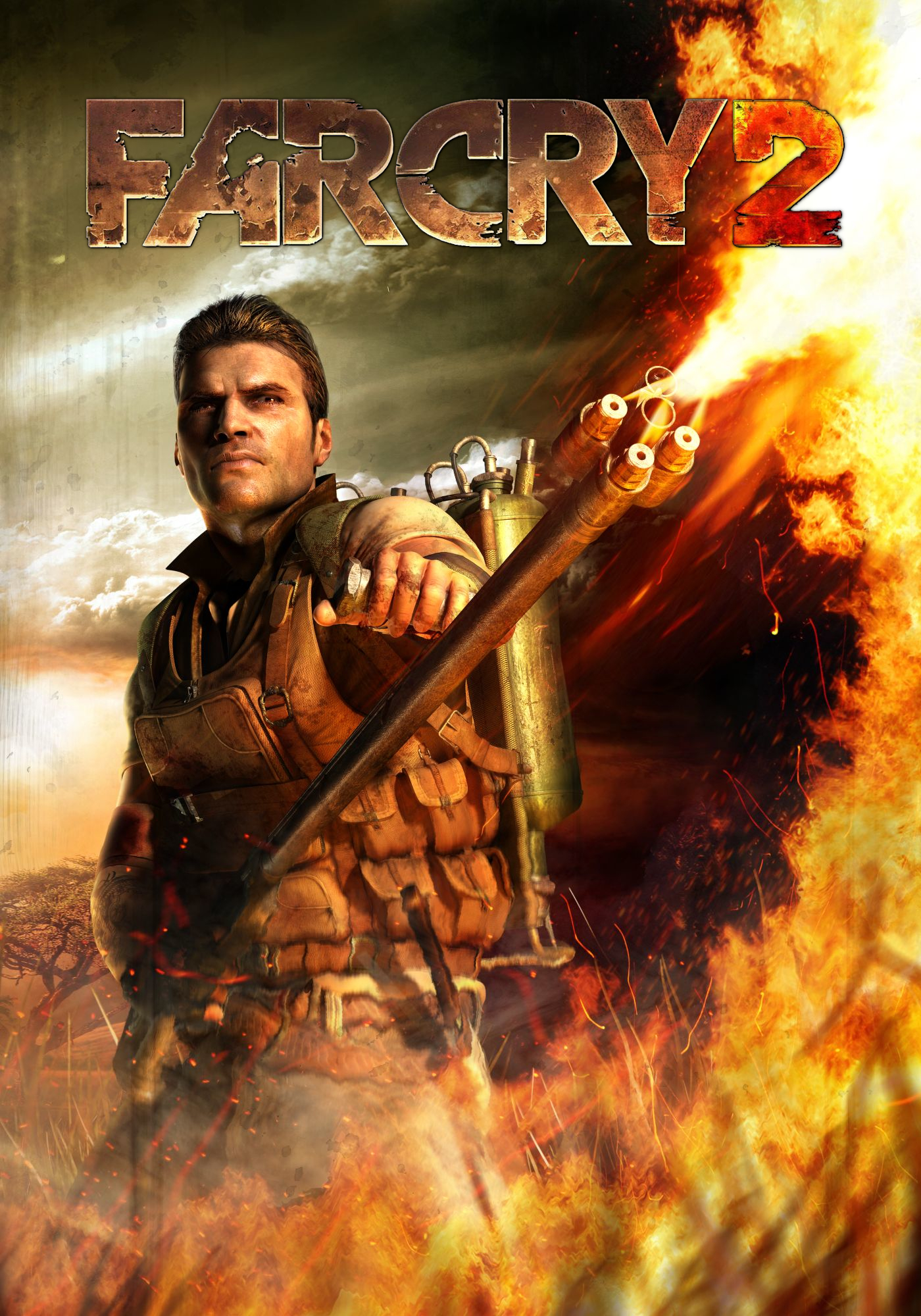 Far Cry 2 Video Game 2008 Imdb