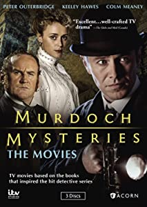 Full free psp movie downloads The Murdoch Mysteries Canada [mpg]