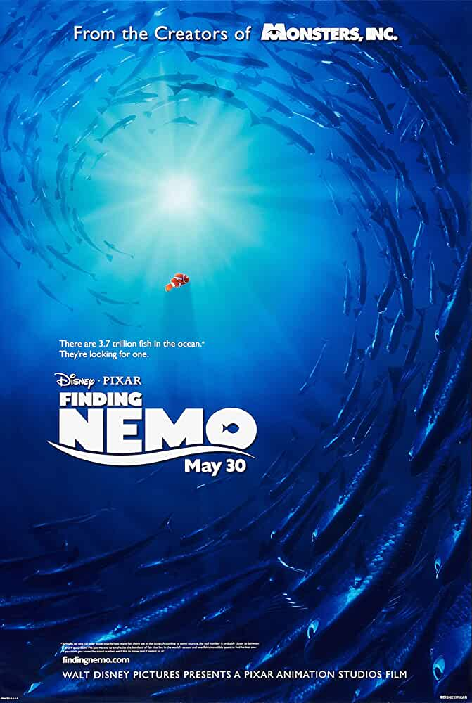 Download Finding Nemo (2013) Dual Audio Full Movie {Hindi-Eng} 480p [300MB] | 720p [900MB]
