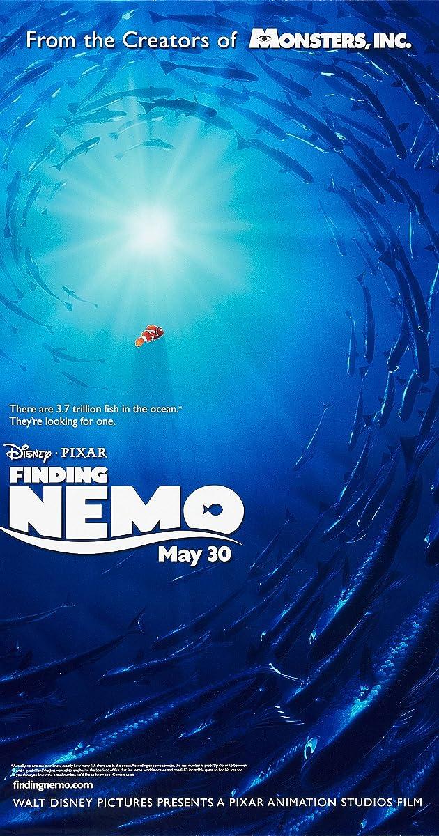Finding Nemo 2003 Trivia Imdb
