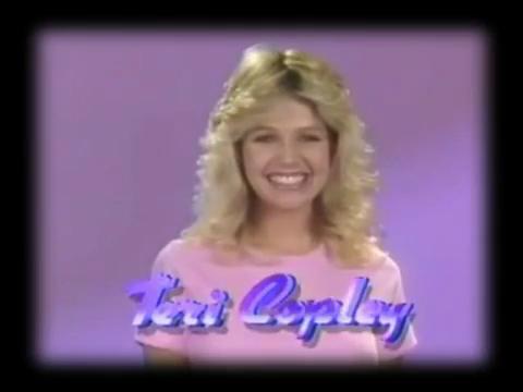 Teri Copley in We Got It Made (1983)