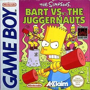 The Simpsons: Bart vs. the Juggernauts by Hal Rushton