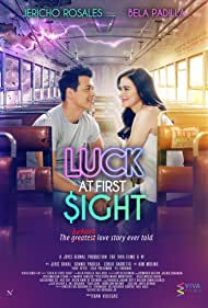 Jericho Rosales and Bela Padilla in Luck at First Sight (2017)